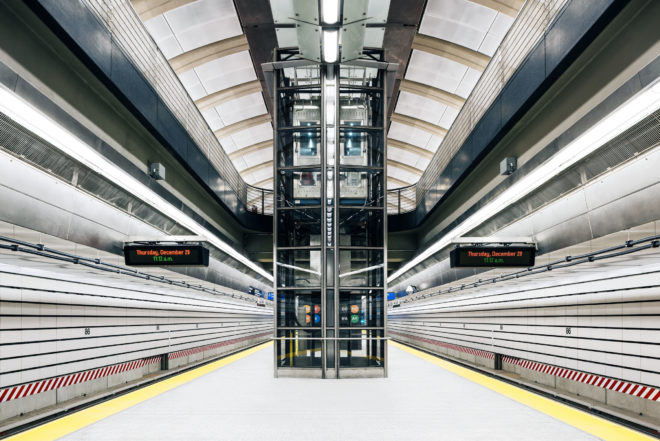 Step Into the Comfiness of NYC's 2nd Ave. Subway (Yes, Comfiness)