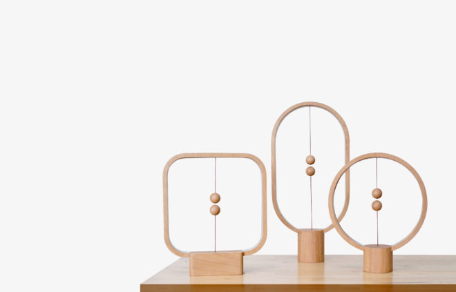 A Simple Wooden Lamp With an Utterly Enchanting UI