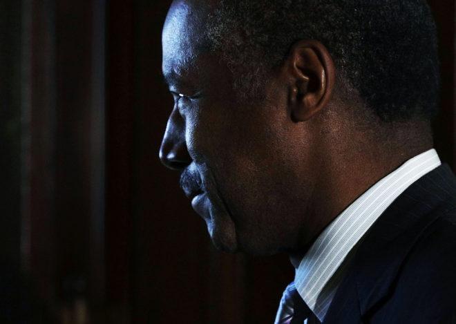 3 Key Questions Senators Should Ask Ben Carson, Trump's HUD Pick
