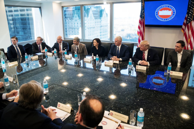 How Silicon Valley Utopianism Brought You the Dystopian Trump Presidency