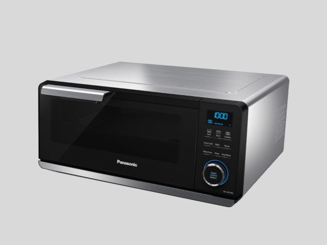 Review: Panasonic Countertop Induction Oven