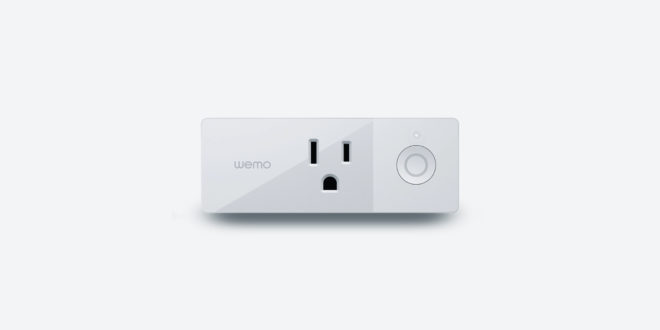 Review: Belkin Wemo Mini Smart Plug