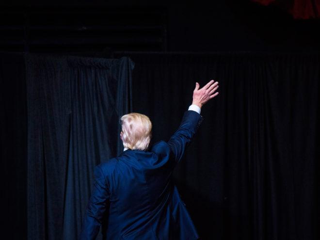 How Trump's Ultimatum Gambit Sank His Health Care Bill