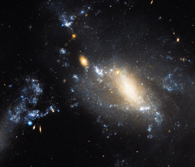 Space Photos of the Week: Codependent Spiral Galaxies Dunno Who They Are Anymore