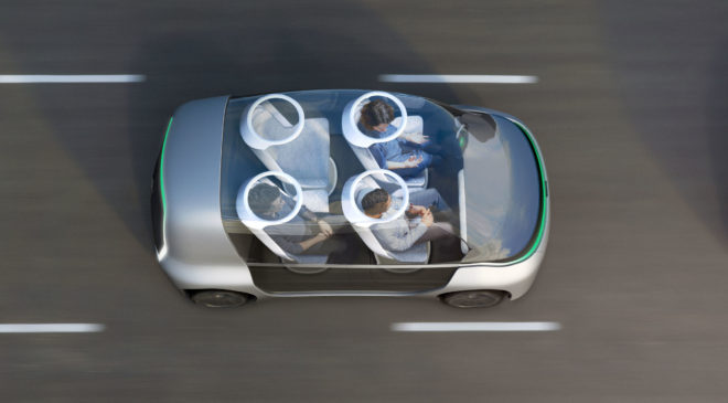 A Fascinating Glimpse at How We'll All Carpool in 2027