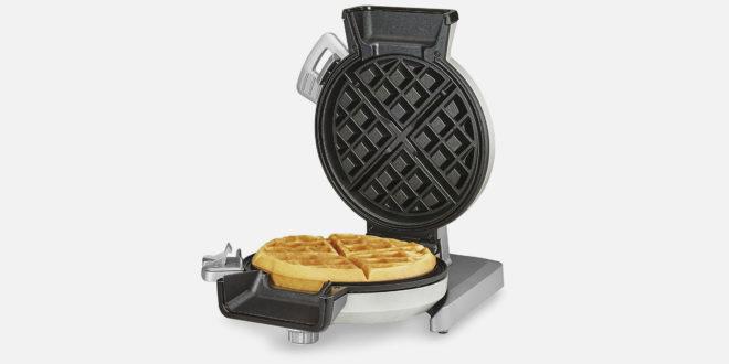 Review: Cuisinart Vertical Waffle Maker