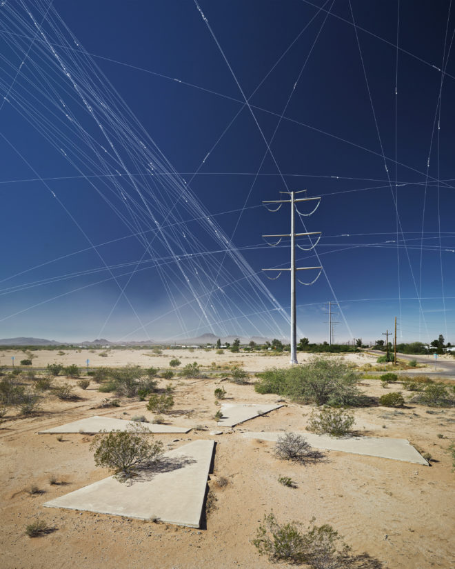 These Concrete Relics in Arizona Helped Satellites Spy on the Soviets