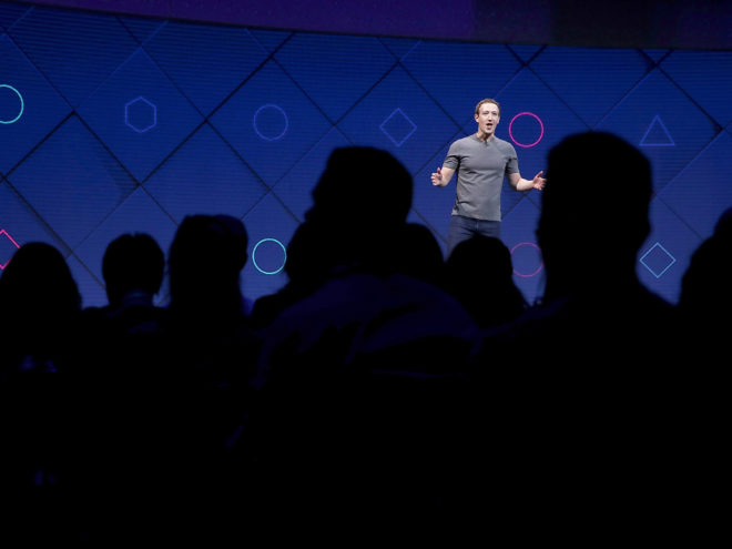 Here's Everything Facebook Announced at F8, From VR to Bots