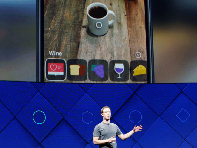 Facebook's Augmented Reality Engine Brings AI Right to Your Phone