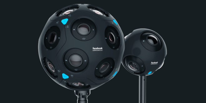 Facebook Unveils Two New VR Cameras With 'Six Degrees of Freedom'