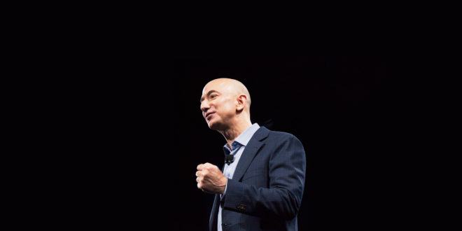 Teflon Amazon, Where Bezos Gets Rich and Bad News Never Sticks