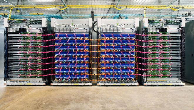 Google Rattles the Tech World With a New AI Chip for All